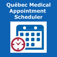 Québec Medical Appointment Scheduler
